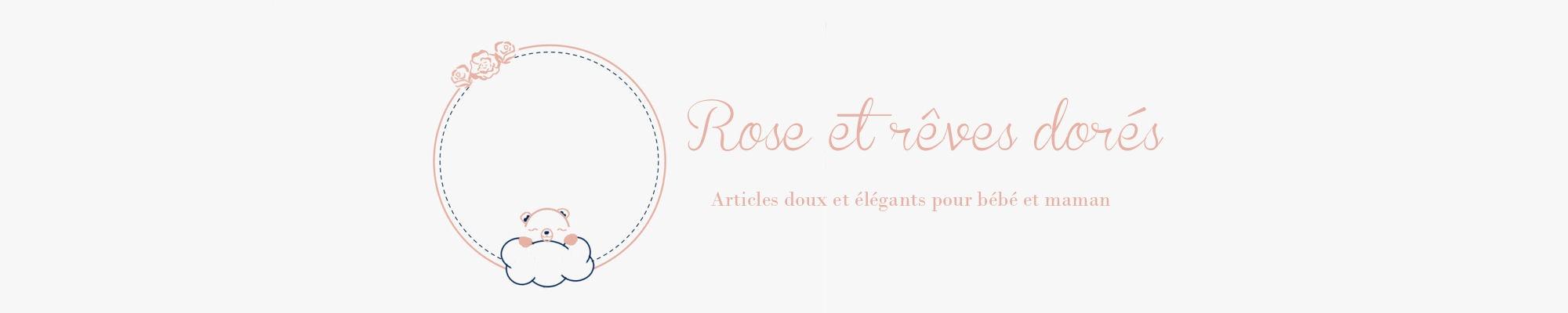 logo de Rose et rêves dorés